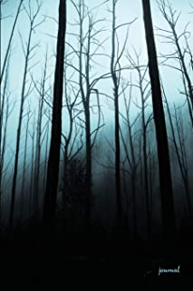 Journal: Spooky Forest 240 Pages, 6x9