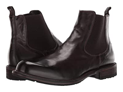 J&M EST. 1850 Lofting Boot (Dark Brown) Men