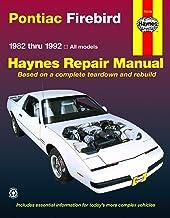 Pontiac Firebird (82-92) Haynes Repair Manual