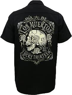 Men's Dead Skull Workshirt