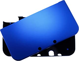 BR | For New Nintendo 3DS XL Case Cover Full Aluminum Metal Protector (Deep Blue)
