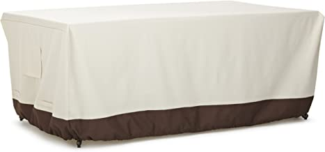 AmazonBasics Dining Table Outdoor Patio Furniture Cover, 72 Inch
