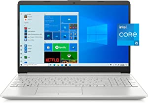 Newest_HP Pavilion 15.6 Inch FHD Laptop Computer PC for Business Student with 11th Gen Intel Core i5-1135G7 Processor 8GB RAM 512GB SSD WiFi HDMI Bluetooth Webcam Windows 10 Home 1-Week AimCare Sup