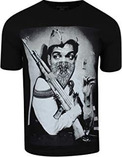 Gangster Comedian Mens T Shirt Funny Mexican Culture Tee