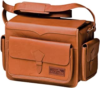 Wild Hare Shooting Gear Leather Range Bag