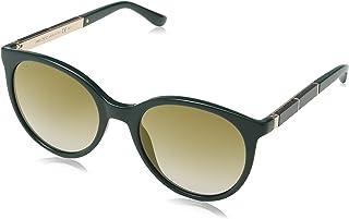 نظارات شمس جمي تشو للسيدات تري تي جيه ال 1 اي دي 54، نظارة شمس خضراء /ابيض واسود / اسود / بني