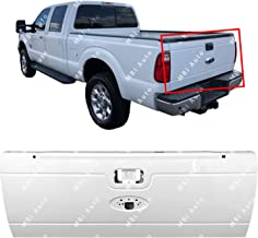 MBI AUTO - Painted YZ Z1 White Steel Tailgate Shell for 2008-2016 Ford F250 F350 Super Duty 08-16, FO1900125