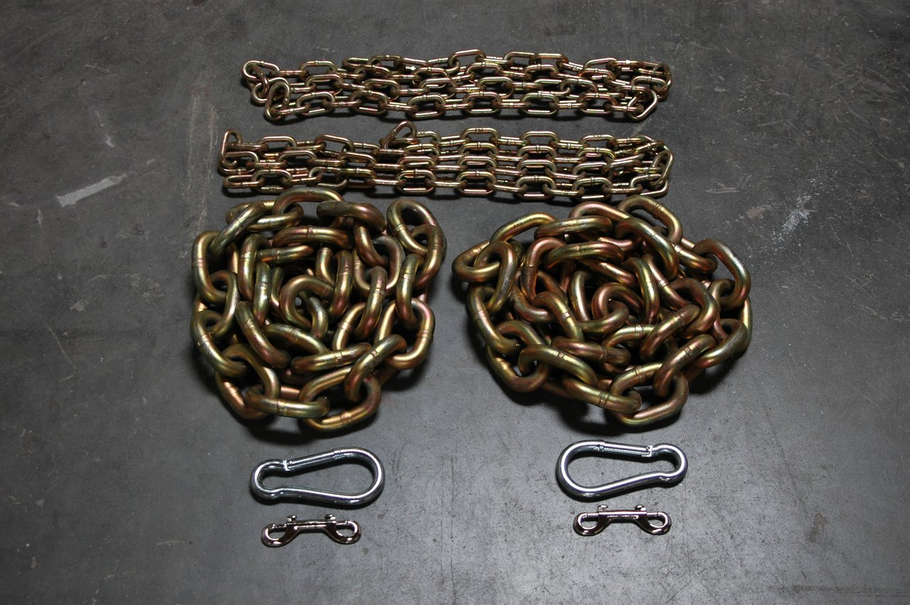 Weight Lifting Chain Package Powerlifting