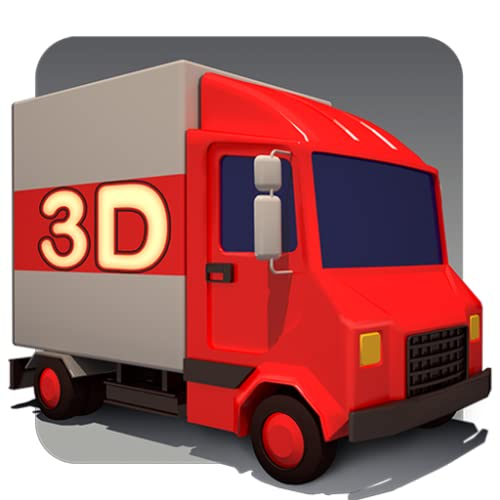 Toon 3D Parking - Delivery Dash