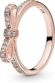 Best pandora bow ring rose gold Reviews