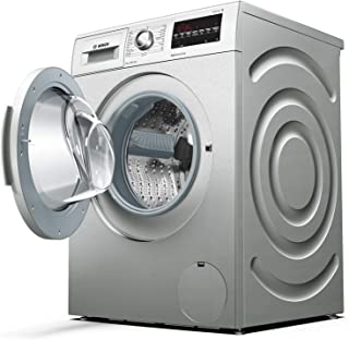 Bosch 9Kg 1200 RPM Front Load Washing Machine, Silver Inox - WAT2446SGC, 1 Year Warranty