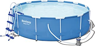 Bestway Steel Pro Piscina desmontable tubular, 366 x 100 cm, 56418