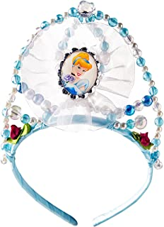 Rubie's Official Disney Princess Cinderella Beaded Tiara