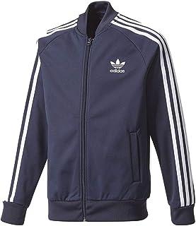 65b6dffd7 Amazon.com  adidas - Track   Active Jackets   Active  Clothing ...