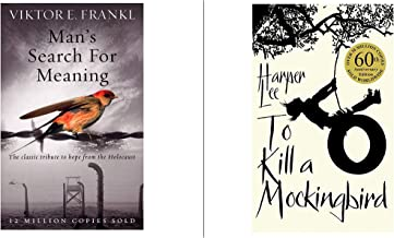 MAN SEARCH FOR MEANING+TO KILL A MOCKING BIRD
