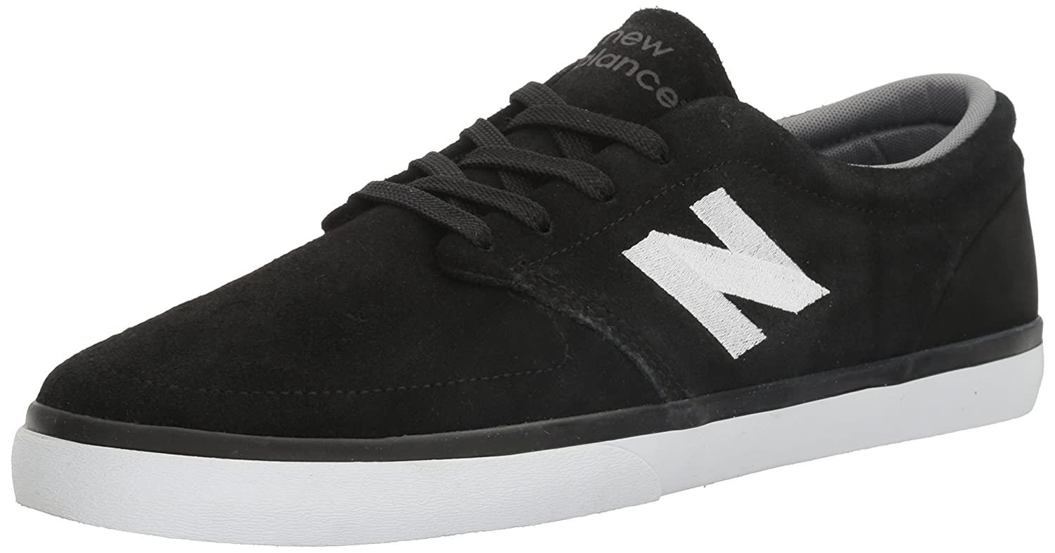 New Balance Men's Nm345 Ankle-High Suede Skateboarding Shoe