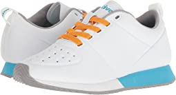 Shell White CT/Shell White/Surfer Blue/Pigeon Rubber