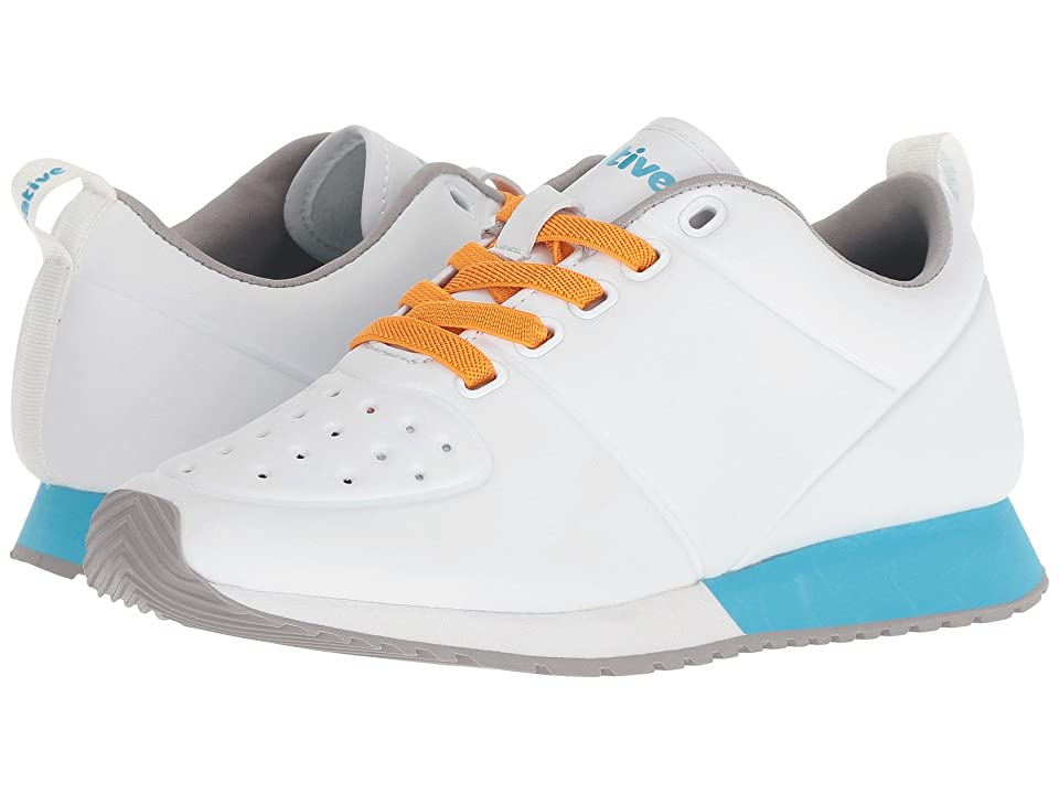 Native Shoes Cornell (Shell White CT/Shell White/Surfer Blue/Pigeon Rubber) Shoes