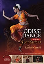 Odissi Dance Foundations with Revital Carroll