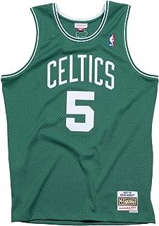 Mitchell & Ness Boston Celtics Kevin Garnett 2007 Road Swingman Jersey