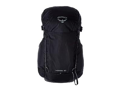 Osprey Skarab 30 (Black) Backpack Bags