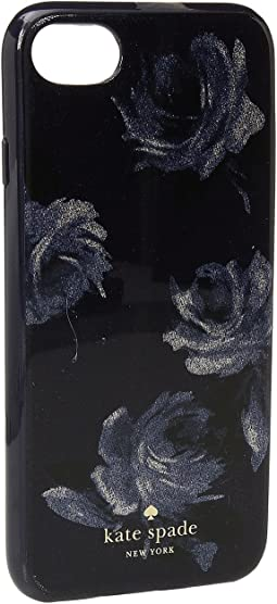 Kate Spade New York - Night Rose Glitter Phone Case for iPhone® 7/iPhone® 8