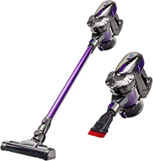 VYTRONIX Powerful 22.2v Lithium 3in1 Cordless Upright Handheld Stick Vacuum Cleaner, Lightweight, Compact. Rechargeable L...