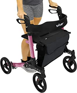 Best wheeled walkers with seat and brakes canada Reviews