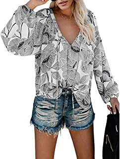Zackate Womens Short Sleeve Kaftan Baggy Pullover with Buttons Cotton Linen Casual Tops Tunic Blouse