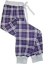 Boxercraft Women's Flannel Jogger Pajama Pants, XL, Purple
