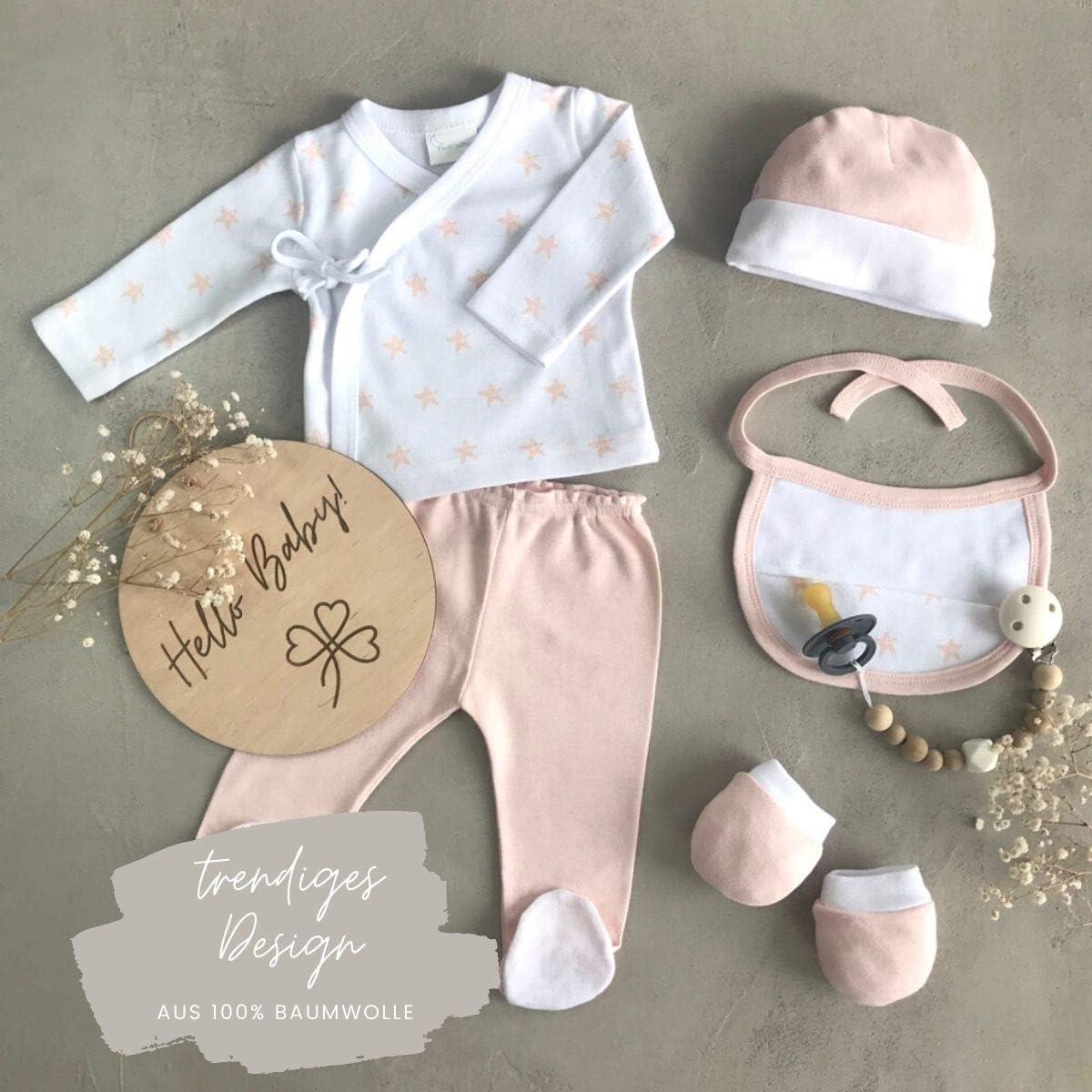 equipamiento b/ásico para beb/é para ni/ño//ni/ña ropa de beb/é reci/én nacidos equipamiento para beb/é. regalos DIKOS Juego de ropa para reci/én nacidos