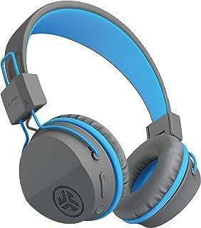 JLab Audio Kids draadloze hoofdtelefoon, JBuddies Studio Bluetooth hoofdtelefoon voor kinderen, 13 uur levensduur van de b...