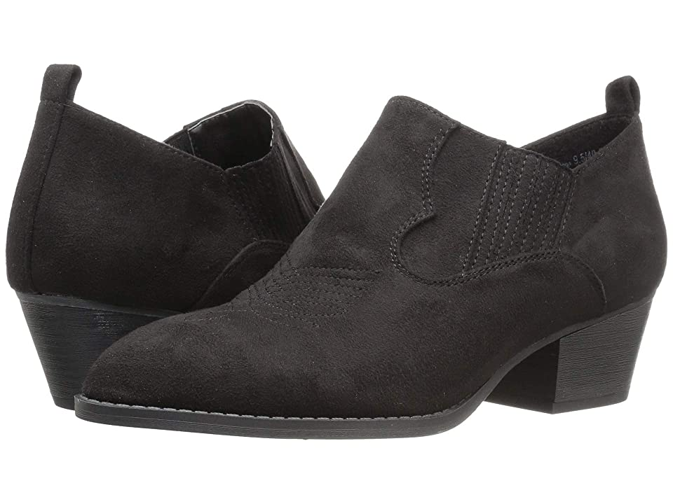 CL By Laundry Charming (Black Super Suede) Women