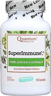 Quantum Super Lysine + Herbal, 90 ct