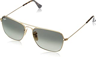 Ray-Ban RB3136 Caravan Square Sunglasses