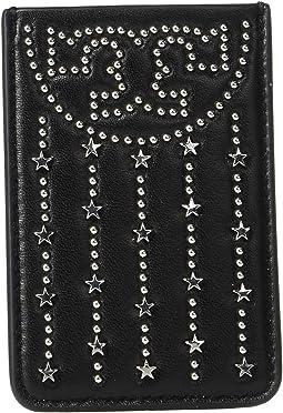 Fleming Stud Card Pocket Case