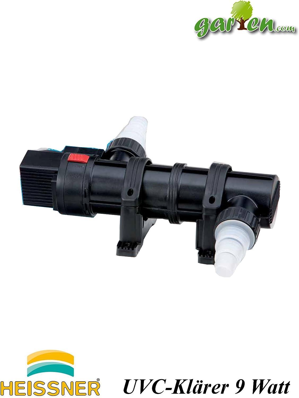 Certikin International Ltd Heissner WWF40900 9W UVSmartline Pond Clarifier