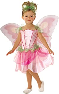 Let's Pretend Child's Springtime Fairy Costume with Wings, Small