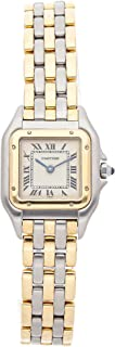 Panthere Quartz (Battery) Silver Dial Womens Watch W25029B8 (Certified Pre-Owned)