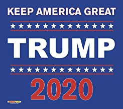 product image for WOW!PAD 7.5 x 8.5 Inches Mouse Pad - Keep America Great, Trump 2020, Includes 2 Non-Slip Trump Bookmarks