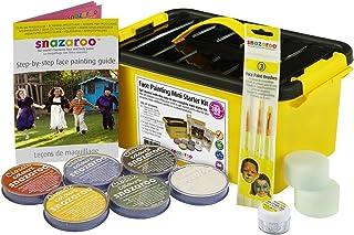 Snazaroo - Pintura facial y corporal, mini kit para