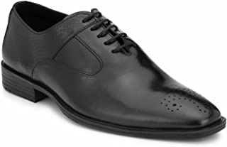 Alberto Torresi Besrapo Black Formal Shoes