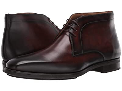 Magnanni Mundo (Brown) Men