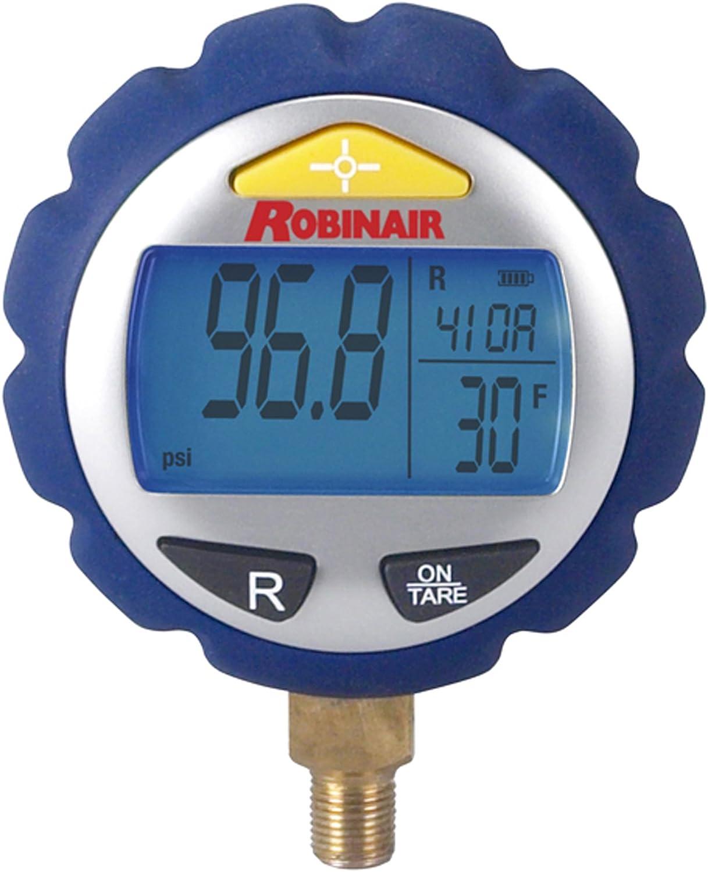 excellence Robinair 11910 Digital Gauge High quality Low - Pressure