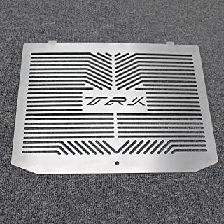 Motorcycle Radiator Guard Radiator Cover Radiator Grille Guard Protection Cover For Benelli Jinpeng 502 TRK 502 (Silver