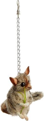 Leadbeater Possum (gris) Jouet en peluche par Hansa 11cm. 6232