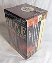 THE Dune Collection  4 vols Boxed  Dune, Dune Messiah, Children of Dune, God Emperor of Dune