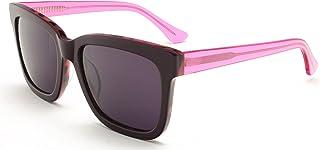 Atlantis Women's Crystal Sunglasses with Handmade Retro Frames