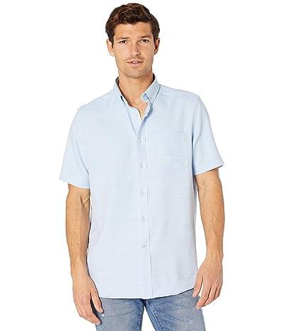 Southern Tide Sea Cloth Short Sleeve Sport Shirt