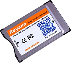 hikig PCMCIA convertir a adaptador de tarjeta SD/SDHC para Mercedes Benz C, E, S, GLK, CLS Clase Comand APS sistema con soporte para ranura PCMCIA 32GB SDHC PCMCIA Adapter Only